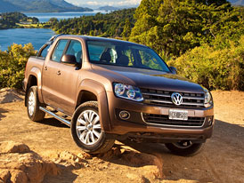 VW Amarok příjde na český trh na podzim (velká fotogalerie)