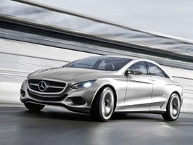 Mercedes-Benz F800 Style: Hybridní sedan jako designová ikona