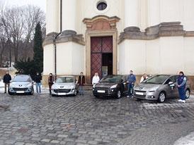 Peugeot Eco Cup 2010: Češi jsou připraveni