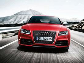 Audi RS5 dostane motor 4,2 V8 FSI (331 kW, 430 Nm)