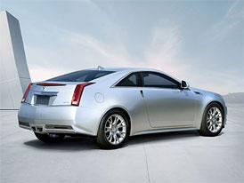 Cadillac Europe: Nový start v Evropě zahájí CTS Coupe