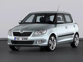 Škoda Fabia 2010: Facelift, nové čtyřválce 1,2 TSI (63 a 77 kW) a konec motorů TDI PD
