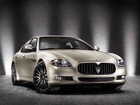 Maserati Quattroporte Sport GT S Awards Edition: Klenot mezi trojzubci