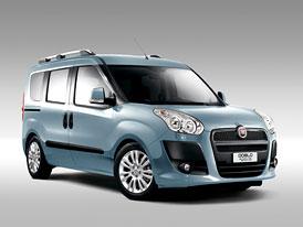 Fiat Doblo Natural Power: Metan spaluje i druhá generace
