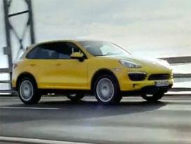 Video: Porsche Cayenne – Druhá generace SUV na projížďce