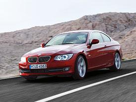 BMW řada 3 Coupe po faceliftu: České ceny startují na 923.000,- Kč