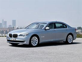 BMW ActiveHybrid 7: Od jara na českém trhu, cena od 2,69 milionu Kč