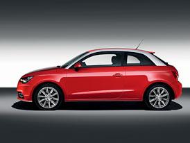 Audi A1 přijde jako třídveřový a pětidveřový hatchback, ale quattro nečekejte