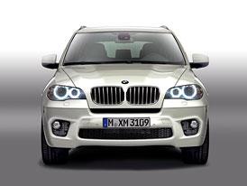 BMW X5 2010: Nejen facelift, ale i nový M Sport paket