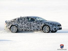 Spy Photos: Audi A7 dostane výsuvné křídlo na zádi