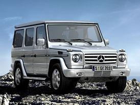 Mercedes-Benz G 350 BlueTec: Nesmrtelné géčko vypouští méně emisí