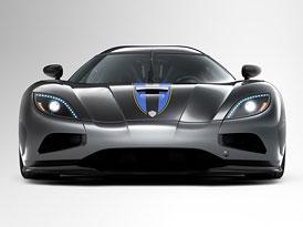 Koenigsegg Agera: Nový supersport z chladného severu