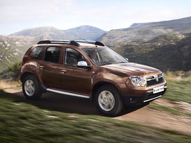 Dacia Duster: Ceny začínají na 11.900 eur (cca 310.000,- Kč)