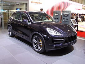 Porsche Cayenne: Prvn� �enevsk� dojmy