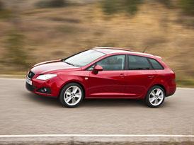 SEAT Ibiza ST příjde na trh v létě, zůstává věrný motoru 1,4 16V