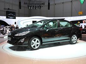 Peugeot 408: První ženevské dojmy