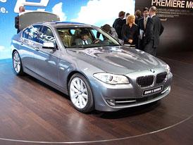 BMW 5: První ženevské dojmy