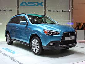 Mitsubishi ASX: První ženevské dojmy