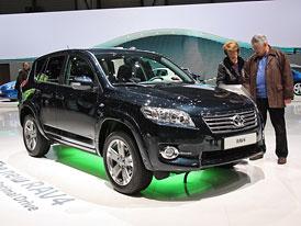 Toyota RAV4 2010: Druh� facelift t�et� generace