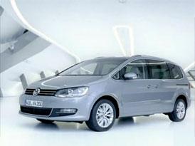 Video: Volkswagen Sharan – Nová generace se představuje