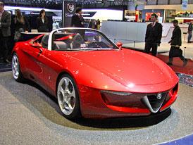 Zájem Volkswagenu o značku Alfa Romeo údajně trvá