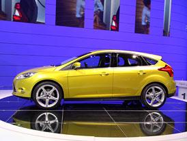 Ford Focus: Prvn� �enevsk� dojmy