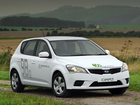 Český trh v prvním pololetí 2010: Nižší střední třídě vládla Octavia, dovozovým číslem 1 je zatím Kia Cee'd