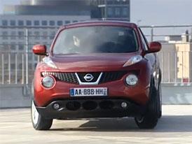 Video: Nissan Juke – Nový crossover se předvádí