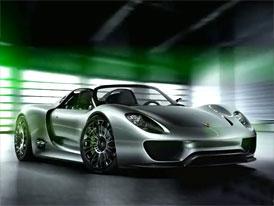 Video: Porsche 918 Spyder – Vývoj hybridního supersportu