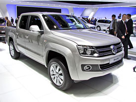 Volkswagen Amarok: Prvn� �enevsk� dojmy