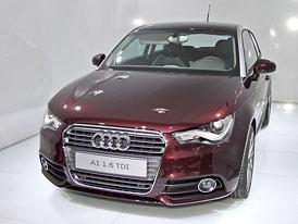 Audi A1: První ženevské dojmy