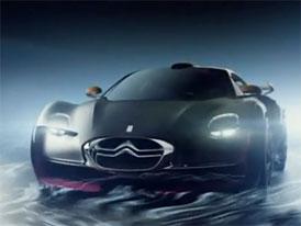 Video: Citroën Survolt – Koncept sportovního elektromobilu