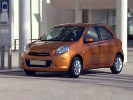 Video: Nissan Micra � �tvrt� generace v pohybu