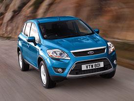 Ford Kuga: Nové motory, nové ceny (od 549.990,- Kč)