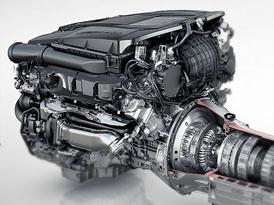 Mercedes-Benz S 63 AMG s nov�m motorem 5,5 l V8 biturbo