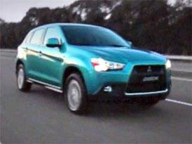 Video: Mitsubishi ASX – Nový crossover v pohybu