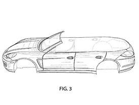 Porsche Panamera: Přijde jako čtyřdveřový kabriolet?