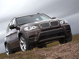 Český trh v prvním pololetí 2010: Mezi velkými SUV zatím BMW vede, ale VW Touareg se dere vzhůru