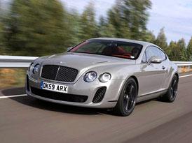Bentley Continental 2011: FlexFuel pro celou modelovou řadu