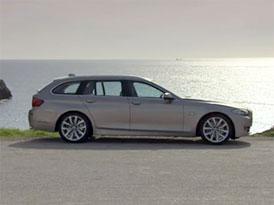 Video: BMW 5 Touring – Nové kombi mnichovské automobilky