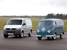 Volkswagen Transporter: Legendární pracant slaví šedesátiny (200 fotografií)