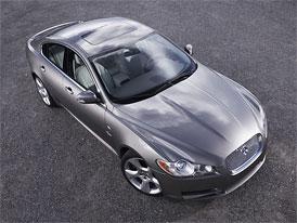 Jaguar XF 3,0D Edition na českém trhu: Dieselový základ za 1,163 milionu Kč