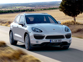Porsche Cayenne: Ceny nové generace začínají na 1,524 milionu Kč