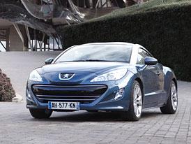 Peugeot RCZ: Francouzský šarm pro 2+2