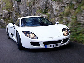 Ginetta: Britský malovýrobce sportovních vozů koupil firmu Farbio