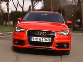 Video: Audi A1 � Nejmen�� ingolstadtsk� model za j�zdy
