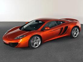 Kam pro nový McLaren MP4-12C? Nejbližší dealer sídlí v Mnichově