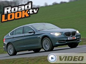 BMW 5 GT: Hbitý mamut (Roadlook TV)