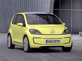 Volkswagen Up se představí 22.srpna 2011 v Paříži
