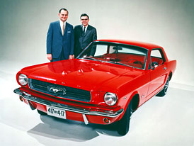 Donald Frey: vedoucí muž vývoje Fordu Mustang zemřel